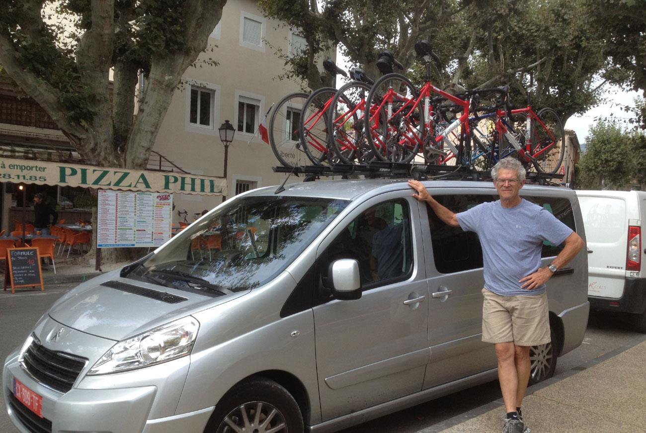 Bicycle France, Bike Tours, Private Group Tours